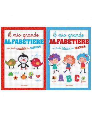 LIBRO IL GRANDE ALFABETIERE...