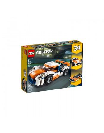 LEGO AUTO DA CORSA 7+
