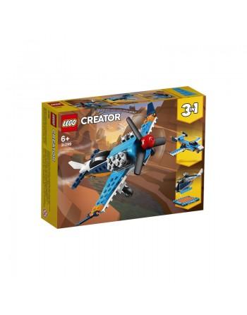 LEGO AEREO A ELICA 6+