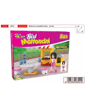 MATTONCINI GIRLS BAR