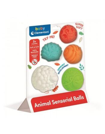ANIMAL SENSORY BALLS CLEM