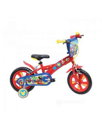 """BICICLETTA 12"""" MICKEY MOUSE"""