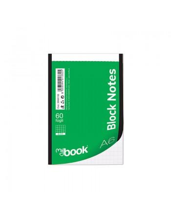 BLOCK NOTES 60 FG.A6 5 MM...