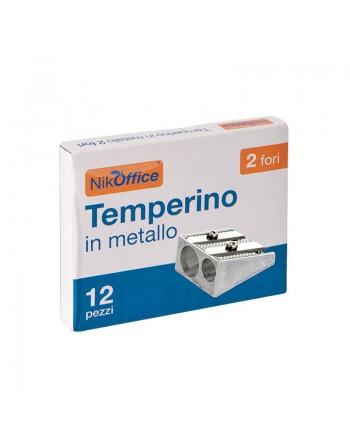 TEMPERINO 2 FORI METALLO...