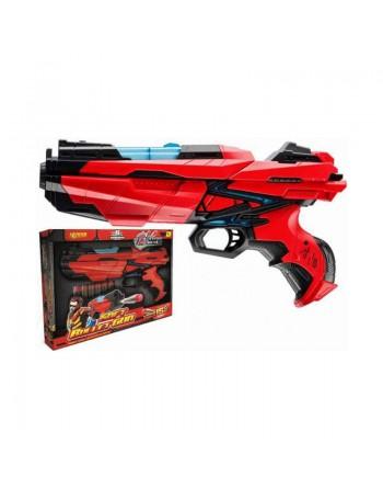 PISTOLA C/LUCI SOFT BULLET GUN