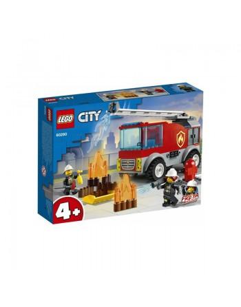 AUTOPOMPA CON SCALA LEGO...