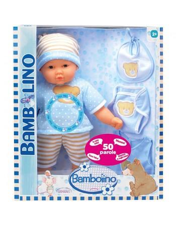 BAMBOLINA ROSE BABY BOY...