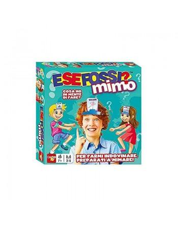 GIOCO E SE FOSSI MIMO 27X27X5