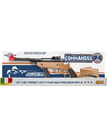 COMMANDOS FUCILE