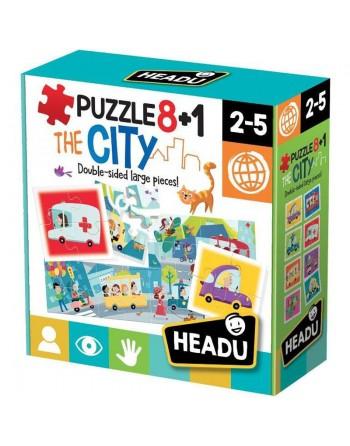 GIOCHI PUZZLE8+1 CITY